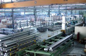 aluminum extrusions & manufacturing